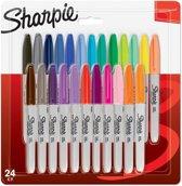 Sharpie Permanent Markers 24 stuks - 0.9 mm
