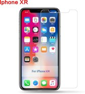 iPhone Glazen screenprotector iphone XR apple tempered glass | Gehard glas Screen beschermende Glas Cover Film
