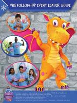 Vacation Bible School (Vbs) 2020 Knights of North Castle Vbs Follow-Up Event Leader Guide