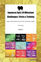 Japanese Spitz 20 Milestone Challenges
