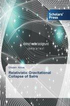 Relativistic Gravitational Collapse of Satrs