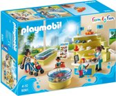 PLAYMOBIL Aquariumshop  - 9061