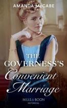 The Governess's Convenient Marriage (Debutantes in Paris, Book 2)