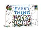 Random minis Everything everything (dwarsligger)