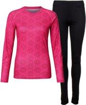 Tenson Thermoset - Maat 42  - Vrouwen - roze/zwart