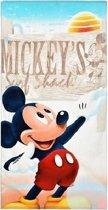 Mickey Mouse Strandlaken Surf Shack - 70x140 - Multi