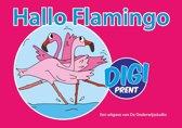 Digiprentserie 7 - Hallo Flamingo