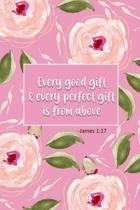 Every Good Gift & Every Perfect Gift Is from Above - James 1