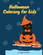 Halloween Coloring for Kids