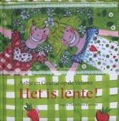 Aaltje en Geurtje op de Veluwe / Het is lente!