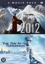 2012 / The Day After Tomorrow (dvd)