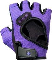 Harbinger Womens FlexFit - Fitnesshandschoenen - Paars- Maat S