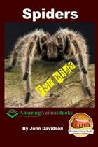 Spiders - For Kids - Amazing Animal Books for Young Readers