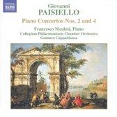 Nicolosi / I Solisti Del Teatro Di - Piano Conc. 2 / 4 Orch. Works