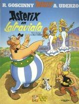 Boek cover Asterix 31. Asterix en Latraviata van Albert Uderzo (Onbekend)