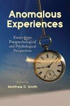 Anomalous Experiences
