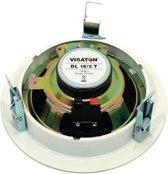Visaton Dl18/2t 17 Cm 2-weg Plafond Luidsprekers