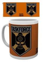 Suicide Squad Task Force - Mok