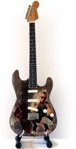 Miniatuur gitaar Linkin Park