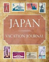 Japan Vacation Journal