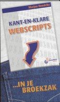 Kant-En-Klare Webscripts