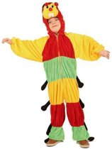 Pluche duizendpoot kostuum kinderen 104