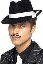 Al Capone hoed zwart