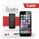 2-pack BMAX Glazen Screenprotector iPhone 6 / 6s / Beschermglas / Tempered Glass / Glasplaatje