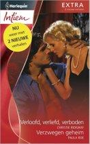 Verloofd, verliefd, verboden / Verzwegen geheim - Intiem Extra 296, 2-in-1
