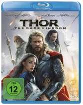 THOR 2 - THE DARK KINGDOM - Duits import (dvd)