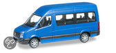 VW Crafter bus HD, blauw