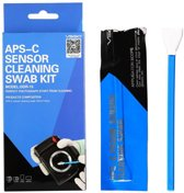 VSGO APS-C Sensor cleaning swab 16mm 10 stuks