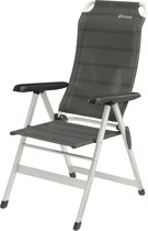 Outwell Furniture Melville Campingstoel - Grey/silver