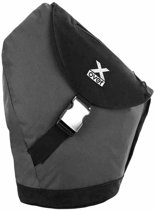 X-Over Steel Pointed Black S