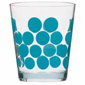 ZaK!Designs Dotdot Drinkbeker - 420 ml - Aqua Blauw