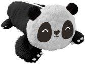 Blueprint Collections Etui Happy Zoo Pluche Panda Wit