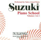 Suzuki Piano School CD, Volume 1 & 2