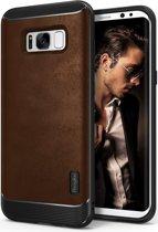 Ringke Flex S Samsung Galaxy S8 Hoesje Bruin