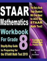 Staar Mathematics Workbook for Grade 8