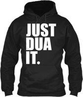 Islam sweater | Hoodie | Just dua it | maat XXL