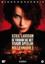 Millennium 2: De Vrouw Die Met Vuur Speelde