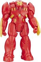 Marvel Avengers The Hulkbuster actiefiguur - Titan Hero 30 cm