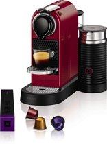 Krups Nespresso CitiZ & Milk XN7605 - Koffiecupmachine - Rood
