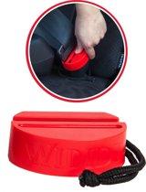 Wididi autogordel slot – bescherm je kind tegen het per ongeluk losmaken van de gordel - stevig en duurzaam kunststof – universeel ontwerp