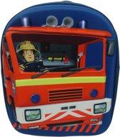 Brandweerman Sam 3D Rugzak - Blauw