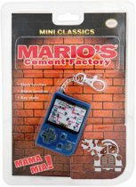NINTENDO - Keychain videogame Cement Factory x1