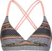 Protest MM SUPERBIRD 19 Triangle Bikini Top Dames - Coral Blaze - Maat XL/42