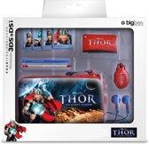 Bigben Accessoirepakket Thor Blauw 3DS
