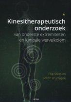 Kinesitherapeutisch onderzoek van onderste extremiteiten en lumbale wervelkolom
