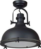 Urban interiors - Harvey - Plafondlamp - Ø32cm. - mat zwart